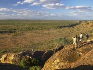 Walking Safaris at Mashatu