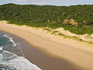 South Africa beach resort - Thonga Beach Lodge