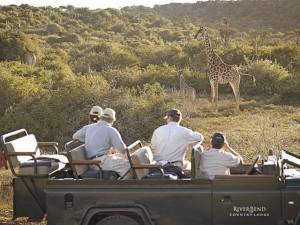 Safari ar River Bend Game Lodge