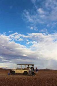 Damaraland, Namibia, Rhino Tracking