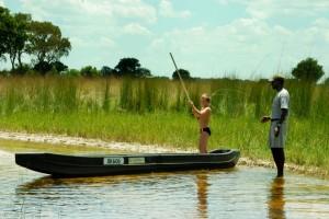 Mokoro Fishing Botswana