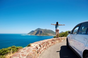 Self drive in South Africa chapmans peak drive