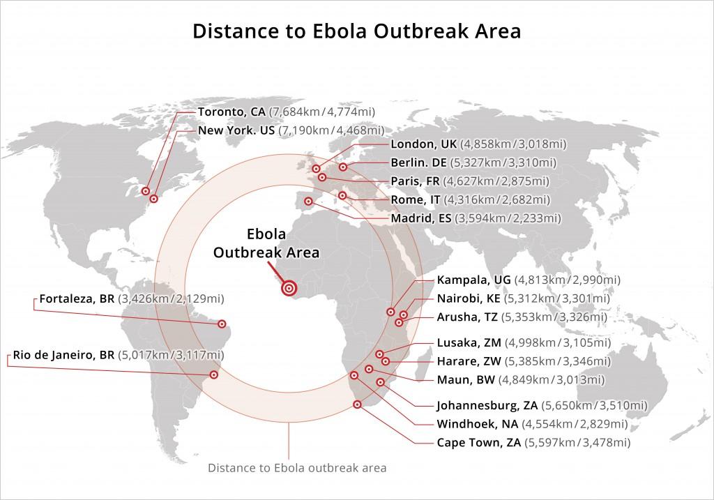 ebola africa outbreak
