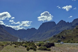 Self drive in South Africa theronsberg pass