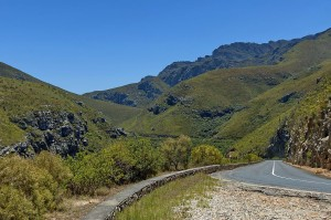 Self drive in South Africa tradouw pass